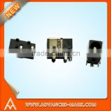 Replace Laptop DC Jack DC-J43 For Fujitsu L6825 D1840 D1845,For Uniwill N34AS1 & N351S1.Compare Cheap~