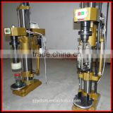 Semi-automatic capping machine for Glass jar