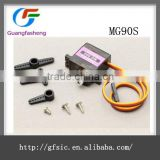 MG90S servos 9g full metal gear SG90 Upgrade 2.2KG Pull