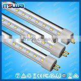 led the lamp Milky white PC diffuser 18w t5 led tube 48inch internal power supply CE RoHs wholesale t5 led tube