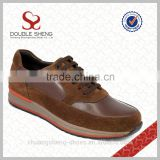 Men genuine leather wear proof air sport shoes , sneakers