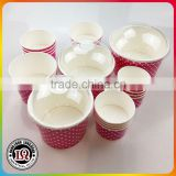 Custom Printed Paper Bowl Ice Cream Cup with Lids                                                                         Quality Choice