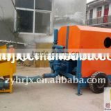 High efficience mortar pump machine