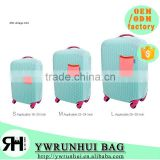 20''',24'',26'' Dot Design Spandex Luggage Covers Suitcase Protecting Cover