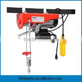 Electric elevator wire rope hoist, electric chain hoist remote control