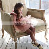new arrival cheap skirt for girls lace dress for 2-8 years popupar cheap children's fine quality dresses