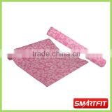 printed Eco-friendly PVC Yoga mat beautiful gym sheet female fitness accessories
