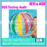wholesale inflatable square colorful beach ball