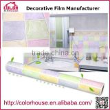 2016 korean wallpaper design, self adhesive decorative film for kitchen                                                                                                         Supplier's Choice