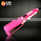 LCD 450 degrees gorgeous hair straightener flat iron barber shop equipment as seen on tv hair dressing tool product SY-866