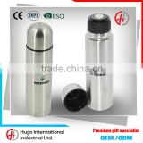 BPA-free Fashion Eco-friendly and 100% Recyclable Double-wall Stainless Steel Thermos Coffee Travel Sport Vacuum Flask                                                                         Quality Choice