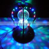 LED color changing Holiday party Mirror Disco Ball Lamp                                                                                                         Supplier's Choice