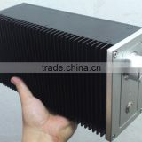 CNC Process Aluminum Electronic Heatsink Enclosure For Amplifier