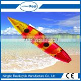 2016 fashionable 2 person kayak sale/Sit on top fishing ocean kayak with CE certification