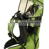outdoor use water/sun proof Children's Carrier/baby backpack(with EN13209 certificate)baby product