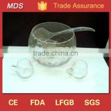Glassware Drinking Clear Shot Glass Set