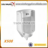 Sanitary Ware Manufacturer Ceramic Top Flush Installation Sensor Auto Flush Urinal