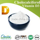Pure Feed Grade Vitamin D3(Cholecalciferol)
