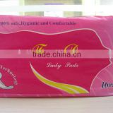 Freedom extra-long brand name extra care cotton Sanitary Napkin(320mm)