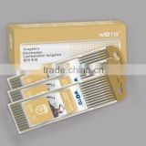 2016 tungsten gold bar WL15 Lanthanated Tungsten electrode with excellent welding performance