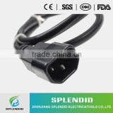 Splendid C13 Male to C14 Female Power Cable
