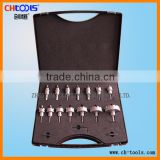 TCT hole saw set with hex shank from CHTOOLS