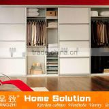 Modern white modern bedroom doors built in wardrobes wooden almirah cabinet affordable bedroom furniture