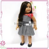 18 inch funny american girl doll wigs synthetic hair wig for doll