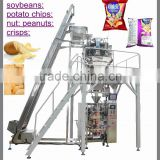 Chips Weighing and Packing Machine/ Beans Packing Machine/ cereal packaging machinery