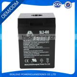 Rechargeable lead acid battery 2v 400ah for fire fighting equipment standby power supply