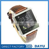 2015 Newest Fashion Smart Wrist Watch With Task Alert For Low Energy Wrist Watch