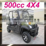 cheap 500cc 4 wheel drive utv