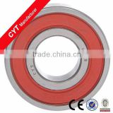 Chrome steel sealed bearing deep groove ball bearing 6004 series ball bearing suitable for bicycle/motorcycle