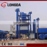 LB1000 Hot sale Modular designed asphalt mixing plant with bitumen