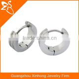 Body Jewelry Wholesale Stainless Steel Hoop Earrings