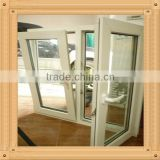 UPVC Awning Window ,top hung window,PVC awning window