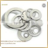 Alibaba China Supplier High-strength Steel Flat Washer 5/8 ASTM F436 brass flat washer