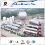 China ISBT Standard 99.96% Purity CO2 Plant Carbon Dioxide Generation