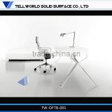 Modern design acrylic office folding tables