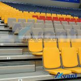 kook telescopic seating tribune telescopic chair grandstand retractable seating grandstand