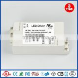 Power LED Driver 12V 3A Electronic Transformer For LED Strip Light With Constant Voltage
