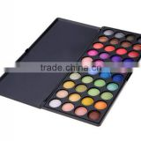 40 colors manufacturer private label cream eyeshadow palette