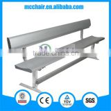 MC-1F grandstand bleacher seating stadium seat public seating school bench temporary seating