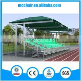 MC-TGR02 metal football chairs, structure scoffolding temporary bleacher, demountable stands outdoor grandstand