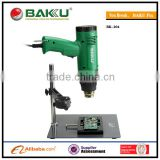 BAKU Lasted design Heat Gun Hot air holder stand F204 BGA rework hot air gun holder cell phone repair tool kits