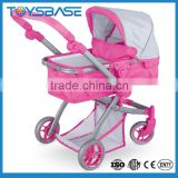 2015 top sale new fashion kids push cart, baby child toy doll stroller
