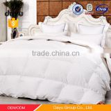 100% goose down quilts Popular Designed High Quality Stripe Cotton Hotel Bed Set Duvet Cover printed quilt