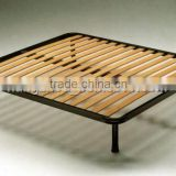 hydraulic slat bed frame