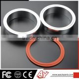 2.5inch High Quality Aluminum Exhaust DownPipe V band flange