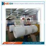 original factory made raw label material rolls for High-quality Laser Printing